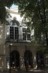 Théâtre Montmartre  , puis Théâtre de l'Atelier (ou Charles-Dullin) - Deutsch: Théâtre de l'Atelier, Place Charles Dullin n° 1, auf Montmartre im 18. Arrondissement in Paris (Île-de-France/Frankreich)