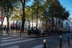 Théâtre Montmartre  , puis Théâtre de l'Atelier (ou Charles-Dullin) -  Paris, France
