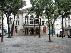 Théâtre Montmartre  , puis Théâtre de l'Atelier (ou Charles-Dullin) - English: Place Charles Dullin, Theatre de l'Atelier, Paris