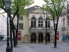 Théâtre Montmartre  , puis Théâtre de l'Atelier (ou Charles-Dullin) -  The Théâtre de l'Atelier is a theater at 1, place Charles Dullin in the 18th arrondissement of Paris.