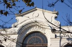Ancien théâtre Victor Hugo, cinéma Trianon - Deutsch: Le Trianon, 80, boulevard de Rochechouart im 18. Arrondissement von Paris