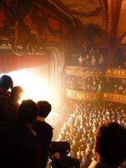 Ancien théâtre Victor Hugo, cinéma Trianon - English: Orchestra of the Trianon