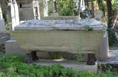 Cimetière de l'Est dit cimetière du Père Lachaise -