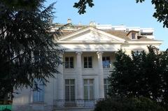 Pavillon dit Pompadour -  Paris