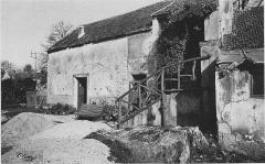 Atelier du peintre Jean-François Millet - Nederlands: Breifkaart van een artistenstudio in Barbizon