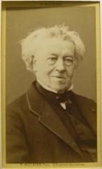 Auberge Ganne -  Portrait of Jean-Baptiste-Camille Corot