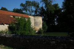 Château - Deutsch: Ehemaliges Schloss in Beaumont-du-Gâtinais (Frankreich)