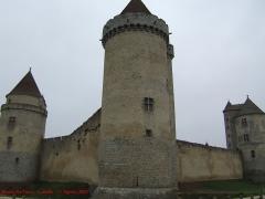 Château - Italiano: Blandy-les-Tours_ Il Castello