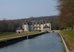 Château de Bourron - Français:   Château de Bourron-Marlotte. (département de la Seine et Marne, région Île-de-France).