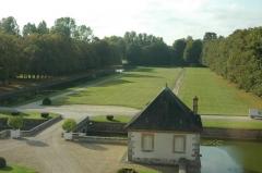 Château de Bourron -  chateau de bourron marlotte