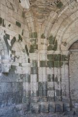 Tour Saint-André - Deutsch: Ehemaliges Priorat Saint-André in Château-Landon, einer Gemeinde im Département Seine-et-Marne (Île-de-France), aus der Mitte des 12. Jahrhunderts