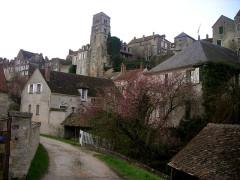 Tour de Saint-Thugal -  Château-Landon, Seine-et-Marne