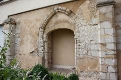 Ancienne abbaye royale - Deutsch: Reste der ehemaligen Abtei (heute in das Rathaus integriert) in Chelles im Département Seine-et-Marne (Île-de-France)