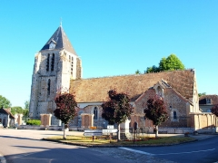 Eglise Saint-Julien - Français:   Église Saint-Julien de Chevry-en-Sereine (Seine-et-Marne, France)