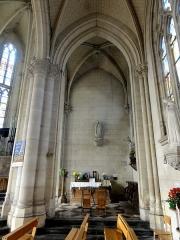 Eglise Saint-Jean-Baptiste -  Voir titre.