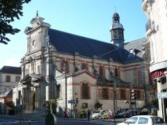 Eglise Saint-Louis - English:   Eglise Saint-Louis de Fontainebleau
