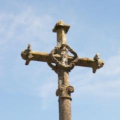 Croix de l'ancien cimetière - Deutsch: Friedhofskreuz in Jouarre