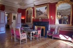 Abbaye Saint-Pierre - Lagny-sur-Marne - Salle des mariages