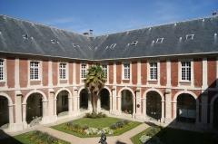 Abbaye Saint-Pierre - Lagny-sur-Marne - Ancien cloitre - Hotel de ville
