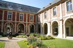 Abbaye Saint-Pierre - Lagny-sur-Marne - Ancien cloitre - Hôtel de ville