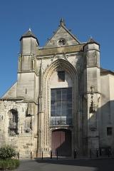 Eglise Saint-Furcy  : partie subsistante - Deutsch:   Ehemalige Pfarrkirche St-Fursy in Lagny-sur-Marne im Département Seine-et-Marne in der Region Île-de-France (Frankreich)