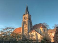 Eglise Saint-Germain -  Église de Marles-en-Brie