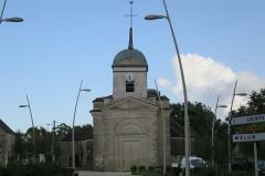 Eglise Saint-Pierre -  Église Saint-Pierre de Mauperthuis / Seine-et-Marne / France