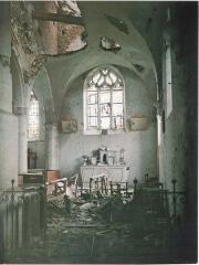 Eglise Saint-Germain - French photographer, war photographer and photojournalist