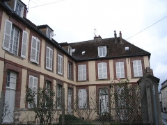 Logis du Grand-Cerf - English: Logis du Grand Cerf, in Montereau-Fault-Yonne, Seine-et-Marne, France.