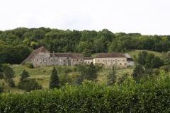 Prieuré Saint-Martin - Deutsch: Prieuré Saint-Martin in Montereau-Fault-Yonne im Département Seine-et-Marne in der Region Île-de-France (Frankreich)