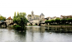 Pont de Moret -  Moret sur Loing