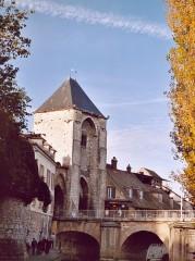 Portes de Paris et de Bourgogne -  France Seine-et-Marne Moret-sur-Loing  Seine-et-Marne