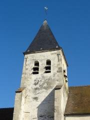 Eglise Saint-Vincent -  Église Saint-Vincent de Moussy-le-Neuf (voir titre).