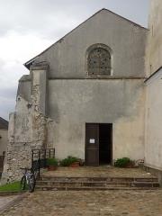 Eglise Saint-Martin - Deutsch: Église Saint-Martin de Moussy-le-Vieux - voir titre.