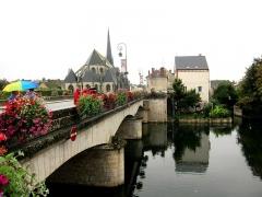 Grand pont -  Grand pont de Nemours