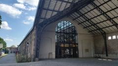 Ferme du Buisson - English: Hall of Buisson's farm in Noisiel (Fr)