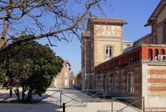 Mairie, anciennes écoles -  La mairie de NOISIEL se trouve dans un bâtiment