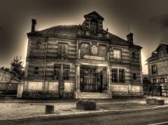 Ancienne mairie -  Ancienne mairie de Noisiel
