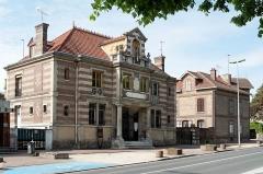 Ancienne mairie -  L'ancienne Mairie de NOISIEL (77)