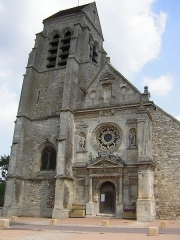 Eglise Notre-Dame -  Othis  Eglise
