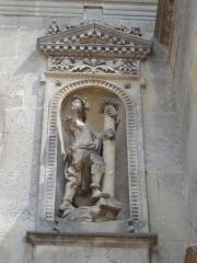 Eglise Notre-Dame -  Othis (77)  Eglise (détail)