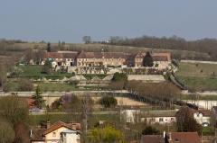 Ancien couvent des Cordelières -  Abbaye des Cordelières, Provins, département de Seine-et-Marne, France