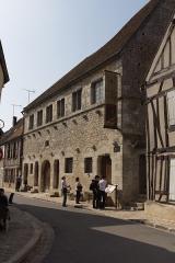 Grange aux dîmes -  La Grange aux dîmes, département de Seine-et-Marne, France