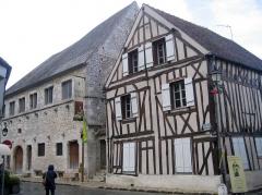 Grange aux dîmes -  Seine Et Marne Provins Grange Dimes