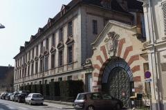 Hôtel-Dieu -  Hôtel-Dieu, Provins, département de Seine-et-Marne, France