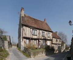 Maison - English: Maison, 56 rue Saint-Thibault, Provins.