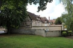 Tribunal ecclésiastique - Français:   Tribunal ecclésiastique de Provins.
