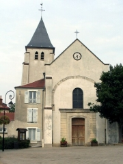 Eglise -  Église de Saint-Thibault-des-Vignes (Seine-et-Marne)