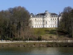 Château - English:   Castle of Vaux-le-Pénil, near Melun in France