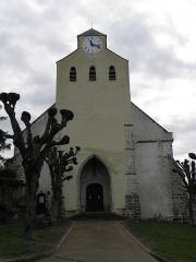 Eglise Saint-Crépin-Saint-Crépinien - Français:   Église Saint-Crépin de Verdelot (77).
